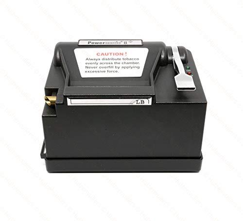 Powermatic II Electric Cigarette Injector Machine
