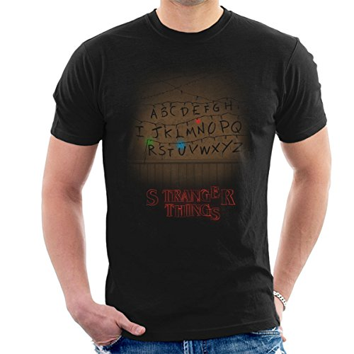 Stranger Things Run Men's T-Shirt
