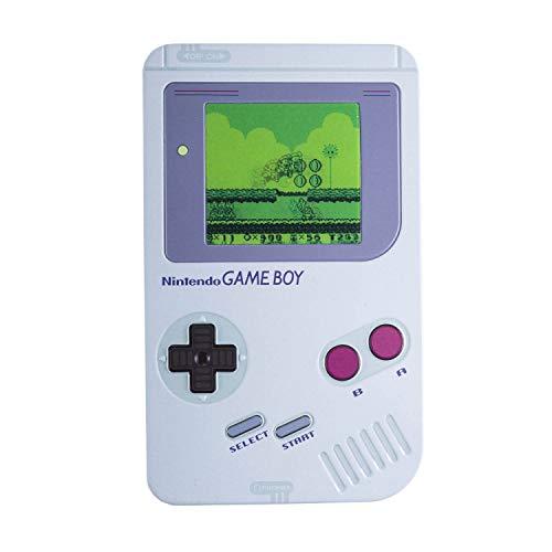 Nintendo Game Boy Classic Unisex Spardose grau Metall Fan-Merch, Gaming,