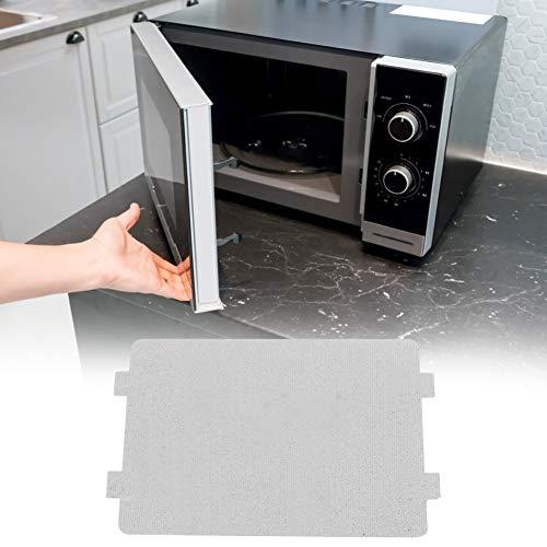 Piezas para horno microondas, buena resistencia al calor Lámina de mica para microondas Láminas de placas de mica Tablero de aislamiento térmico Horno microondas Placa de mica para secador