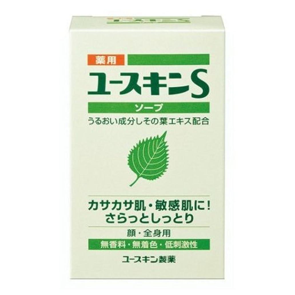 ライフル洞察力ルート薬用ユースキンS ソープ 90g (敏感肌用 透明石鹸) 【医薬部外品】