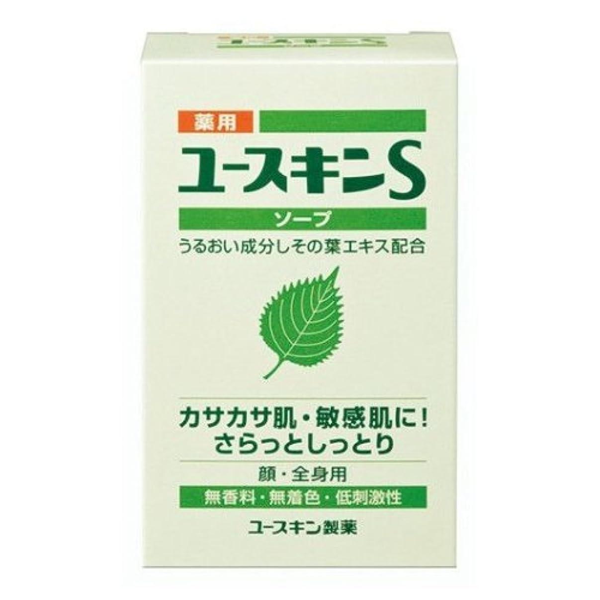 大胆不敵修士号同性愛者ユースキン製薬 薬用ユースキンSソープ 90g(医薬部外品)