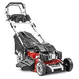 Greencut GLM880SX Cortacesped autopropulsado 50,4cm Motor 218cc 7.5cv Recogida 4-1, Rojo, 504MM-21