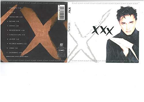 XXX (1994 prima edizione - timbro siae)