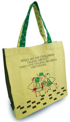 Shinzi Katoh Color Handle Tote Bag Secrets by Shinzi Katoh