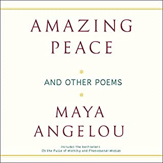 Amazing Peace and Other Poems audiobook cover art