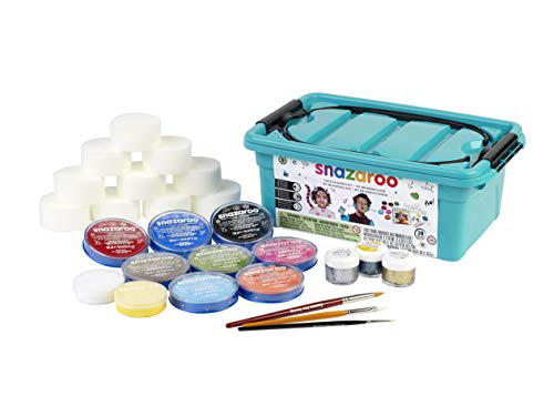 Snazaroo 600-Faces Painters Kit