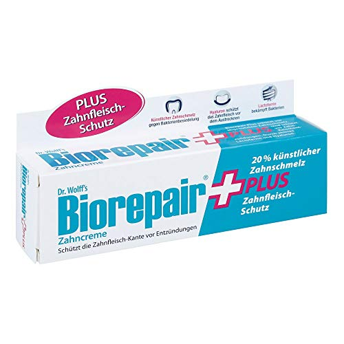 DR. WOLFF Biorepair Plus Zahncreme, 75 ml Zahncreme
