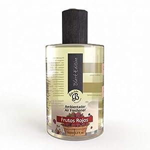 BOLES D'OLOR Frutos Rojos - Spray Black Edition 100 ml