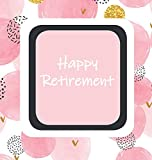 Happy Retirement, Sorry You Are Leaving, Memory Book, Keep Sake, Leaving, We Will Miss You, Wishing Well, Good Luck, Guest Book, Retirement (Hardback)