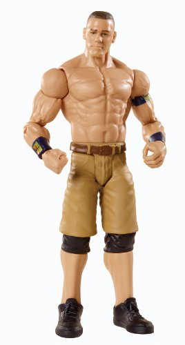 Mattel WWE World Champions John Cena Action Figure