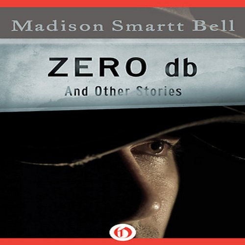 Zero db: And Other Stories audiobook cover art