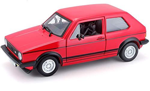 Bauer Spielwaren 18-21089R Modellauto, rot