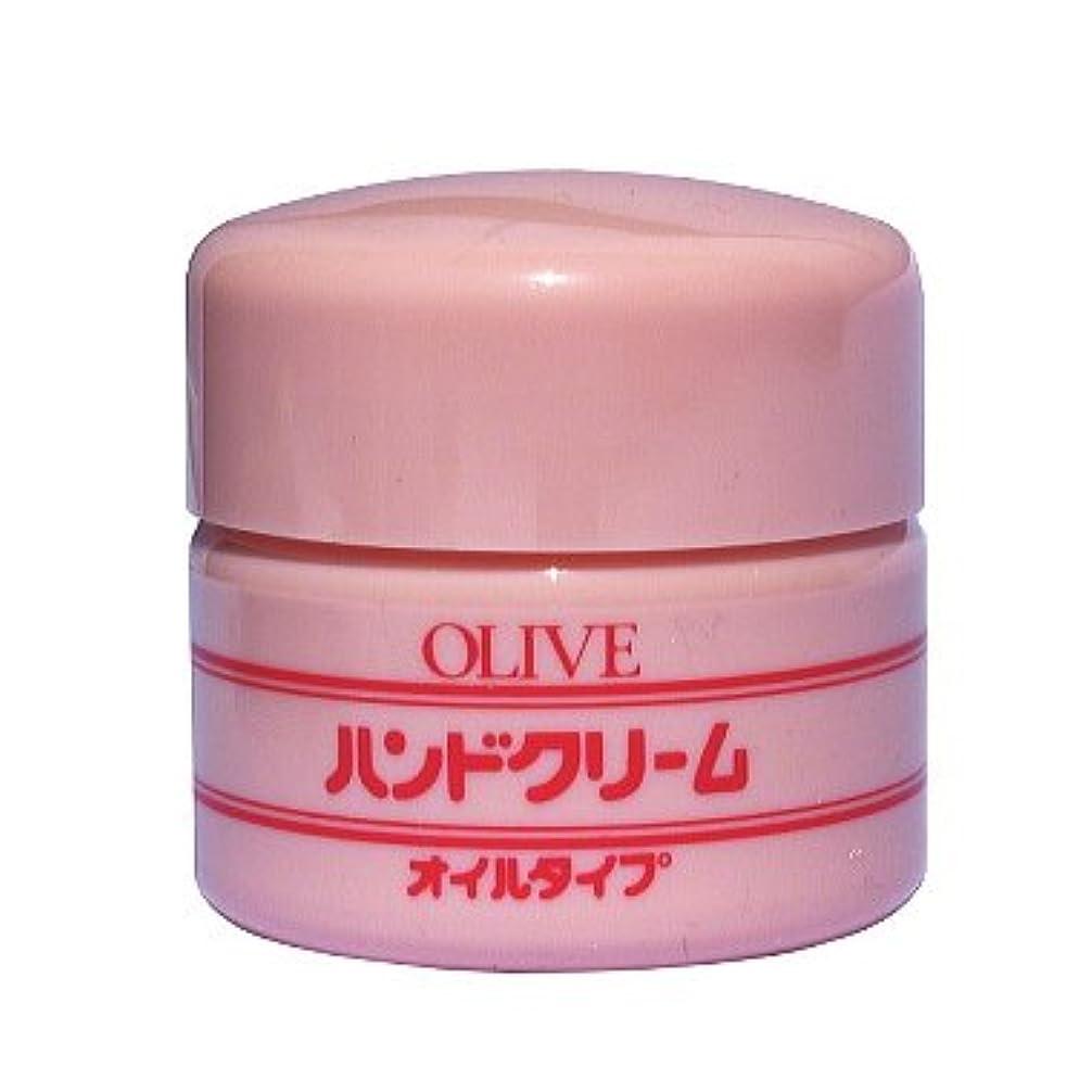 瞑想スリップサンダース鈴虫化粧品 オリーブハンドクリーム(オイルタイプ/容器タイプ)53g