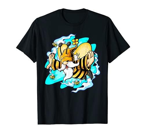Honigbiene Gartenzwerg Gärtner Imker Imker T-Shirt