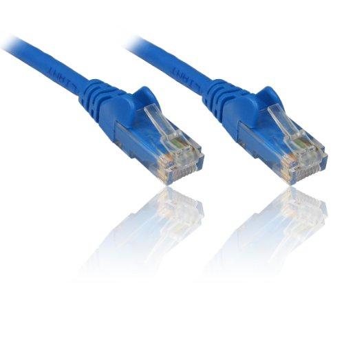 PremiumCord patchkabel UTP RJ45-RJ45 Cat6 0,25 m blauw