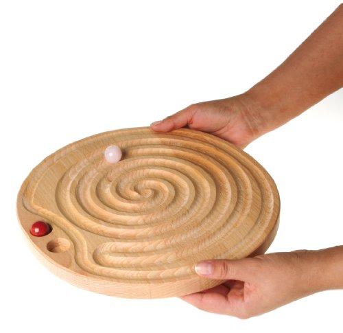 Grimms Spiel Und Holz Design Grimms Kugelbahn Spirale