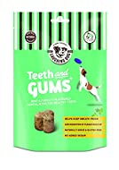 Laughing Dog - Teeth and Gum Dental Dog Treats, Mint and Parsley Flavoured Dental Bites for Healthy ...