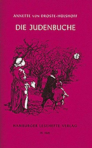 Hamburger Lesehefte, Nr.15, Die Judenbuche