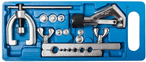 SW-Stahl 24510L Bördelgerät für Bremsleitungen I 10-teilig