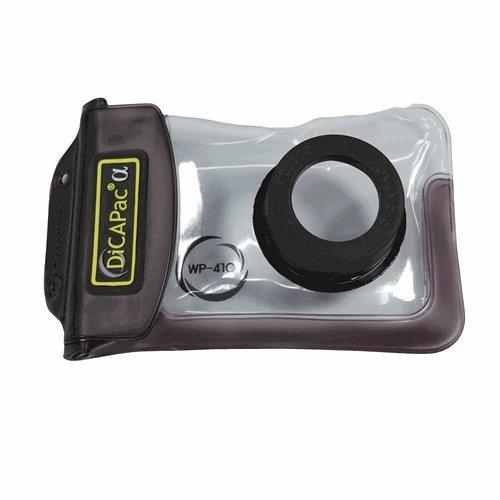 DiCAPac WP-410 Outdoor-/ Schutz-/ Unterwassertasche für Kompaktkameras wie Sony Cybershot DSC W800, W810, W830, WX220, WX300 und WX350 uva.