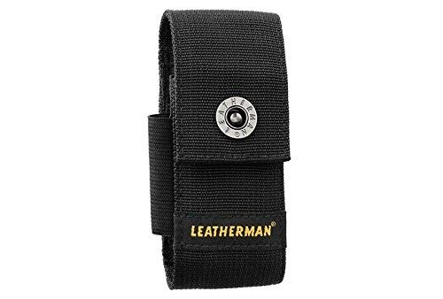 """Brown Fits 4/"""" Tools Wave Leatherman Large Molle Sheath Charge Rebar,Surge"""