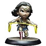 Quantum Mechanix QDC604 Wonder Woman Liga de la Justicia Q-Fig,, Estándar...