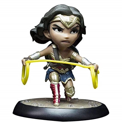 Justice League Wonder Woman Figure 9cmfig Q Movie