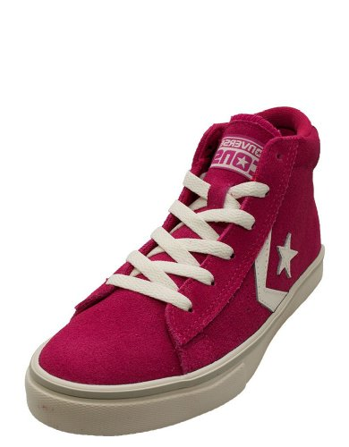 Converse - Converse Pro Sneakers kinderschuhe Fuchsie - Pink, 36