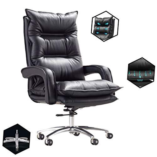 Stoelen Home Computer bureaustoel computer huis boss bureaustoel van leer Esports Live Games anker draaistoel meubilair