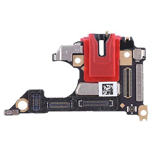 ZHANGJIALI Teléfonos Móviles Piezas de Repuesto Módulo de reemplazo de Reparación Auriculares Jack Junta con micrófono for OPPO R11S