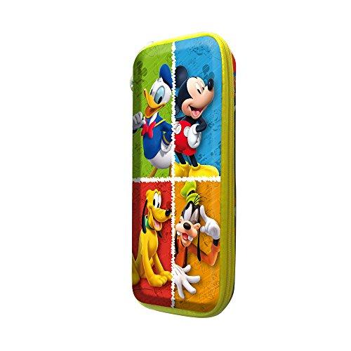 porta-lápiz 3d eva Mickey