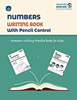 SBB Number Writing Book with Pencil Control