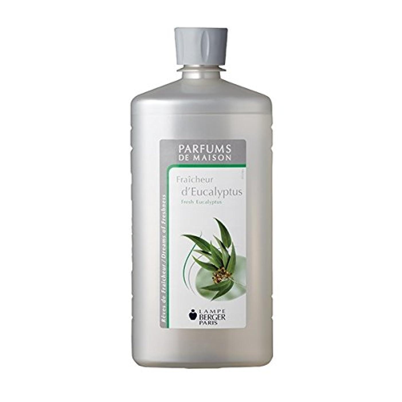 ラブ洗練パステルランプベルジェオイル(ユーカリ)Fra?cheur d'Eucalyptus Fresh Eucalyptus