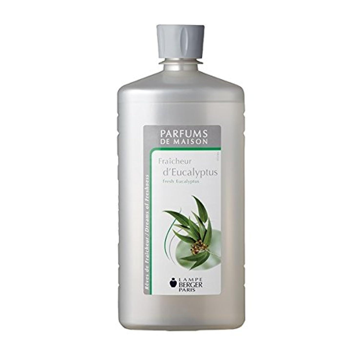 舌な永遠の動くランプベルジェオイル(ユーカリ)Fra?cheur d'Eucalyptus Fresh Eucalyptus