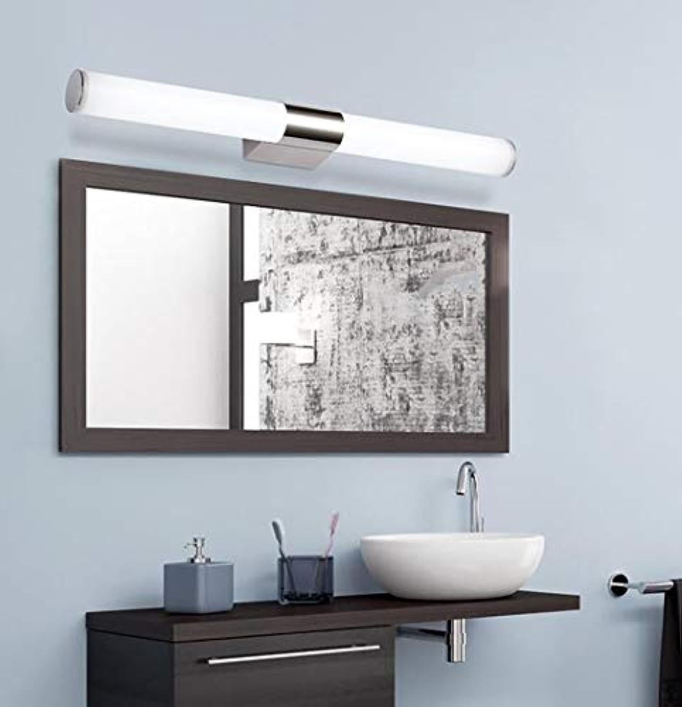 Badewanne Spiegel Licht Spiegel Vorne Leichte Einfache, Moderne Spiegel Vorne Licht Wasserdicht Beschlagfrei Badezimmer Badezimmer Spiegel Lampe (Warmwei) Spiegel Wandleuchte (Farbe  Weies