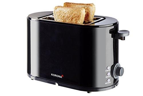 Korona 21020 Toaster, schwarz