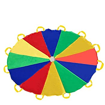 kids parachute with handles