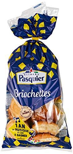 Pasquier Briochette au levain - Le paquet de 12,480g