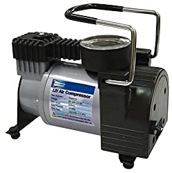 EASY TO USE COMPRESSOR: Plug directly into the cigarette lighter socket and Streetwize pump will be ready to inflate any kind of vehicle. Take this pump on your next campervan trip and enjoy a stress-free holiday with your friends and family. EASIER ...