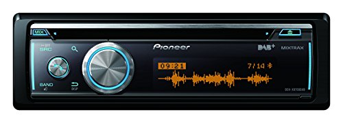 Pioneer Electronics DEH-X8700DAB Autoradio, RGB-Beleuchtung, 1DIN m. DAB+