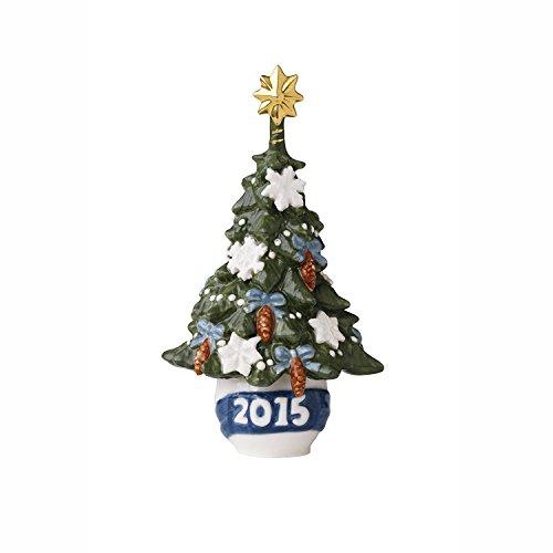 Royal Copenhagen paperandpicture-árbol del año 2015