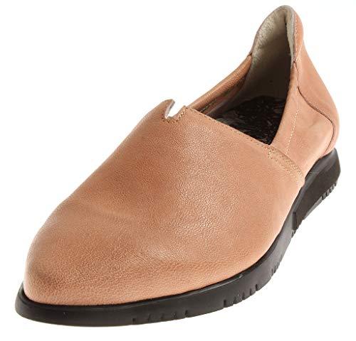 Think! Ballerinas Sommer Damenschuhe Damen Schuhe Leder 84132 Puder EU 42