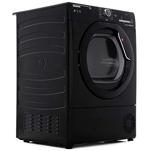 Hoover DXC9DGB Dynamic Next 9kg Freestanding Condenser Sensor Tumble Dryer - Black