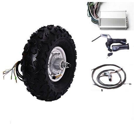 GZFTM Kit eléctrico del patín del Equipo eléctrico de la Vespa de...