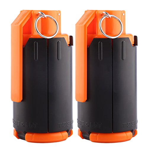 LoKauf 2St. Granaten Bombe Spielzeug Handgranate Water Bullet Bomb für Nerf Spiel
