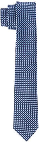 Strellson Premium Herren Krawatte, Blau (Dark Blue 401), Einheitsgröße (Herstellergröße: One)