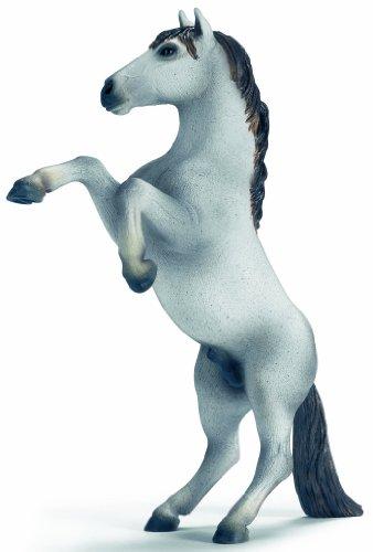 Schleich 13621 Mustang Hengst weiß, steigend