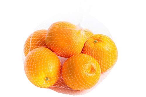 Nova-Nature künstliche Orangen im Netz (6 Stück)
