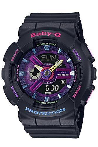 [カシオ] 腕時計 ベビージー デコラスタイル BA-110TM-1AJF レディース